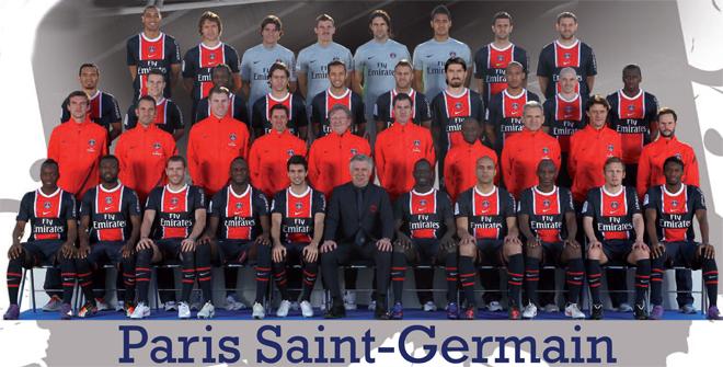 Состав команды сезона 2012/13